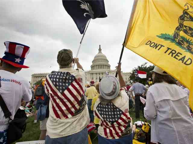 2013 YEAR IN REVIEW: TEA PARTY BEATS WASHINGTON