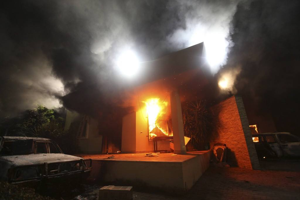 BENGHAZI-WHAT REALLY HAPPENED? AMERICAS FREEDOM FIGHTERS