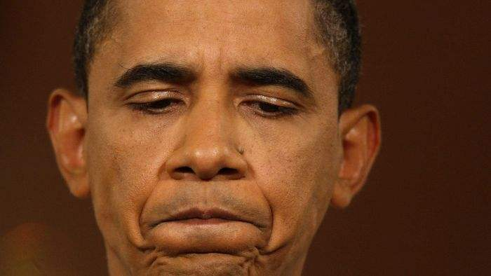 SHOCK POLL: 63% DON'T HAVE CONFIDENCE IN OBAMA TO MAKE RIGHT DECISIONS…