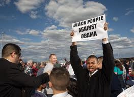 EVEN BLACKS HATE OBAMA!