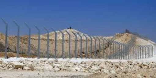 BUILD THE SOUTHERN BORDER FENCE: WORKS GREAT FOR ISRAEL!