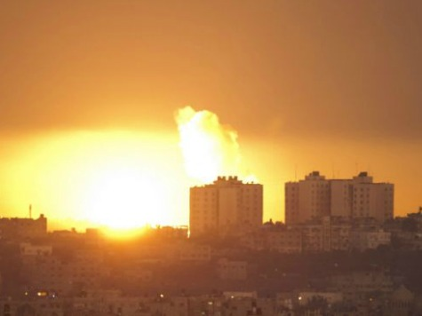 """ISRAEL DEFENSE OFFICIAL: """"WE ARE UNDER FIRE AND WE WILL NOT BACK DOWN!"""""""