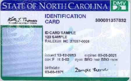 NO-FEE VOTER ID CARDS AVAILABLE IN NORTH CAROLINA-AMERICAS FREEDOM FIGHTERS