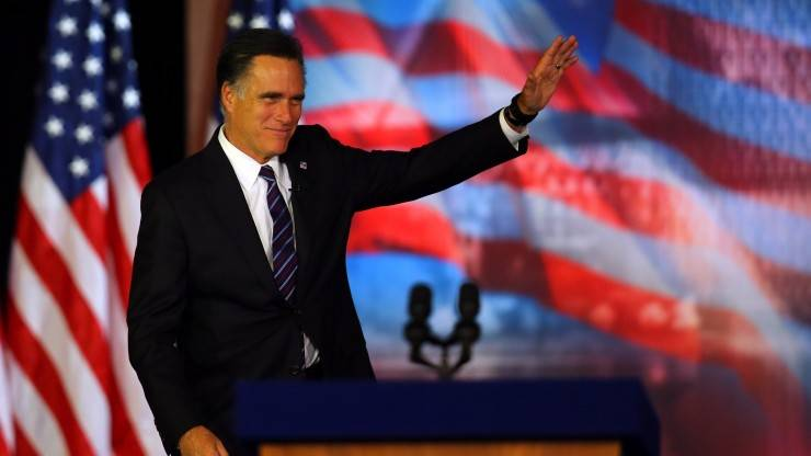 """BREAKING: Mitt Romney Is the 2016 Republican Front-Runner (This is not an """"Onion"""" story.)"""