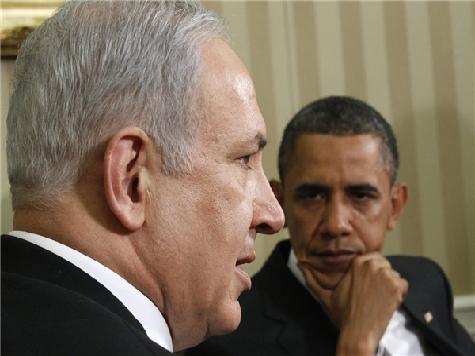 REPORT: OBAMA BLAMES ISRAEL FOR JEWISH CRITICISM