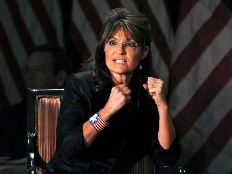 """SARAH PALIN TELLS OBAMA: """"IN HONOR OF MLK STOP PLAYING THE RACE CARD"""""""