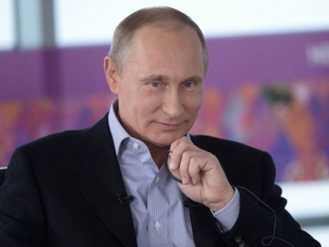 RUSSIAN PRESIDENT PUTIN LINKS GAYS TO PEDOPHILES