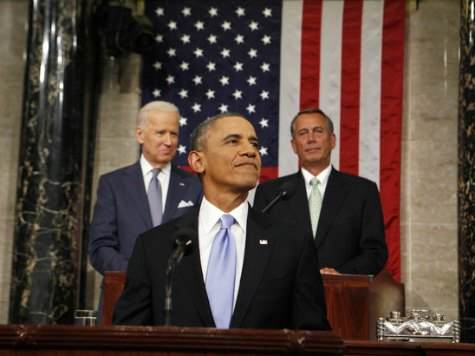 OBAMA MENTIONED GUNS 7 TIMES IN 2013 STATE OF THE UNION, ONLY ONCE IN 2014