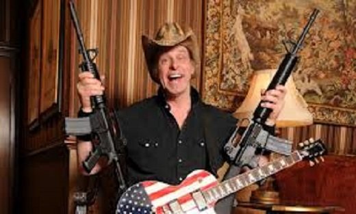 """NUGENT: OBAMA IS A """"SUBHUMAN MONGREL""""- WE AGREE!"""