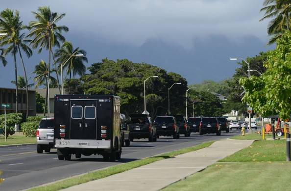 AN ENCOUNTER WITH PRESIDENT OBAMA ON THE GOLF COURSE IN HAWAII