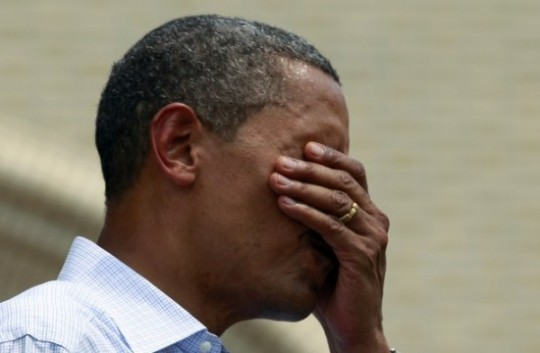 """OBAMA'S COUSIN CALLS THE KENYAN """"THE WORST PRESIDENT OF OUR TIME"""""""
