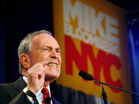 DEMOCRATS WANT BLOOMBERG TO BACK OFF GUN CONTROL DURING ELECTIONS!