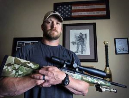 A YEAR LATER OBAMA HAS YET TO ACKNOWLEDGE DEATH OF LEGENDARY SEAL SNIPER CHRIS KYLE