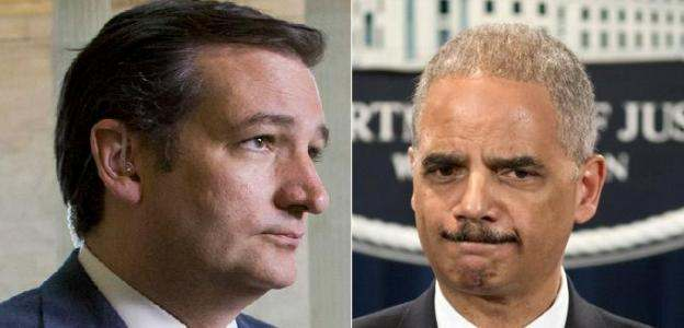 TED CRUZ SPARS WITH ERIC HOLDER AT IRS TARGETING HEARING (VIDEO)