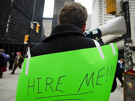 THE OBAMA ECONOMY: US LOST 2 MILLION WORKERS IN 2013
