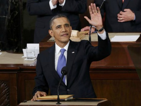 STATE OF THE UNION: OBAMA CALLS ON FEDERAL GOVERNMENT TO 'GIVE AMERICA A RAISE'