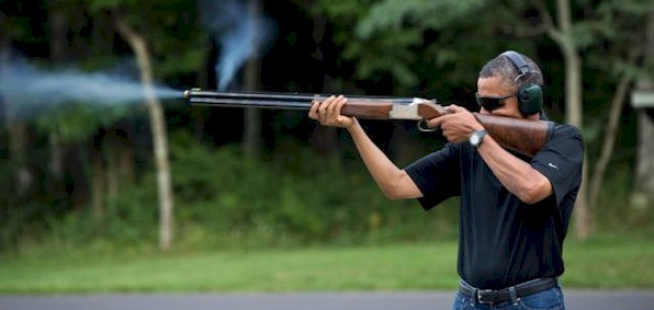OBAMA'S GOAL IS TO DISARM EVERY AMERICAN