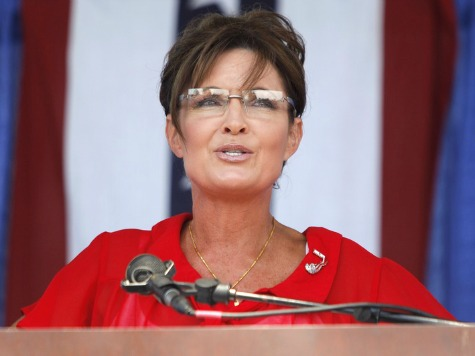 SARAH PALIN: WOULD BE GREAT TO HAVE 'TWO WOMEN DUKE IT OUT' FOR PRESIDENT IN 2016