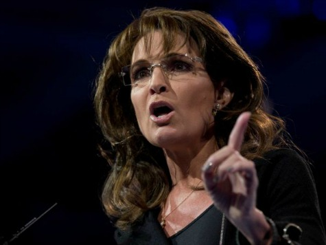 PALIN: CHRISTIE'S 'BRIDGEGATE' NOTHING COMPARED TO NSA SPYING, BENGHAZI