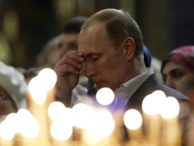 PUTIN: AMERICA IS GODLESS, HAS TURNED AWAY FROM CHRISTIAN VALUES