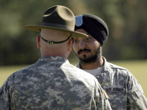 DOD LETS U.S. SOLDIERS KEEP RELIGIOUS BEARDS, TATTOOS AND BODY PIERCINGS