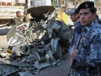 IRAQI SUICIDE BOMB MAKER ACCIDENTALLY BLOWS HIMSELF UP ALONG WITH 22 STUDENTS