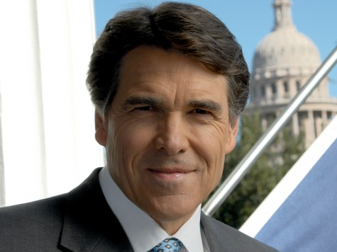 RICK PERRY TO CPAC: 'A LITTLE REBELLION IS A GOOD THING'