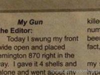 BOOM! Hilarious 'Gun Letter' Goes VIRAL And Liberals Are PISSED