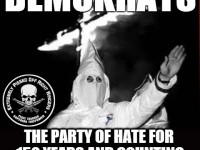 BLACK MAN GETS $215,000 FOR BEING EJECTED FROM CITY MEETING FOR WEARING KKK HOOD!