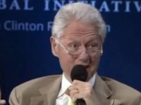 BROKE? BILL CLINTON LAUGHS ABOUT BUYING 14 FANCY SWISS WATCHES!