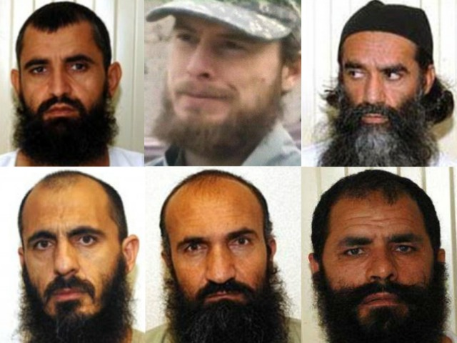 DID THE OBAMA WHITE HOUSE TRADE FIVE TERRORISTS FOR A TALIBAN SYMPATHIZER?