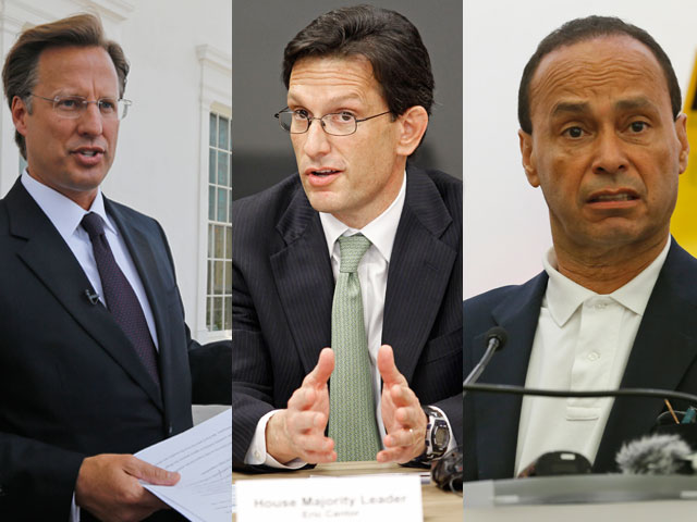 EARTHQUAKE: THE CANTOR STORY THAT CAUGHT THE POLITICAL WORLD BY SURPRISE!
