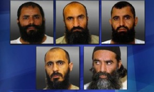 THREE OF FIVE GITMO DETAINEES SWAPPED ARE NOW ISIS LEADERS!