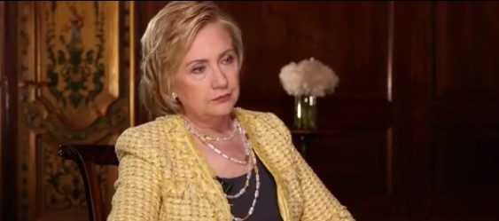 HILLARY CLINTON SAYS SHE WON'T TURN OVER BENGHAZI NOTES!