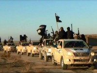 AS CHAOS THREATENS TO ENGULF IRAQ, OBAMA VOWS TO 'NOT RULE OUT ANYTHING' TO HELP!