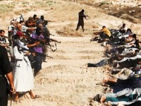 *SHOCK PHOTOS* ISIS POSTS PICS OF MASS EXECUTION IN IRAQ!