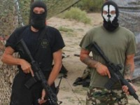 "PHOTOS OF ""ACTIVE MILITIA TEAMS"" SECURING THE US-MEXICO BORDER!"