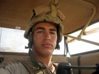 SUPPORTERS HOLD BIKE RALLY FOR SGT. ANDREW TAHMOORESSI!