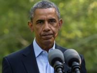 "OBAMA CALLS CRITICISM OF HIS SYRIA POLICY ""HORSESH*T!"""
