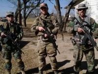 BORDER PATROL AGENT SHOOTS AT AMERICAN MILITIA MEMBER IN TEXAS!