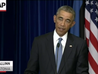 """[WATCH] OBAMA- """"OUR OBJECTIVE IS CLEAR…"""" UH, NO IT'S NOT!"""