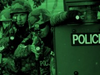 [WATCH] MAN ARRESTED FOR FILMING MILITARIZED POLICE RAID!
