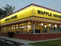 STATE TROOPER TOLD TO LEAVE WAFFLE HOUSE BECAUSE HE WAS ARMED!