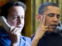 """OBAMA """"OUT OF IT"""" DURING """"BIZARRE"""" CONVERSATION WITH PRIME MINISTER!"""
