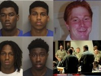 [WATCH] GANG BANGERS BEAT WHITE MAN TO DEATH FOR 'NO REASON!'