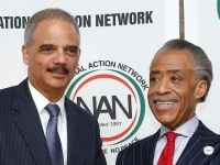 AL SHARPTON TO HELP CHOOSE THE NEXT ATTORNEY GENERAL!