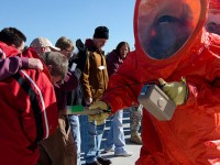 BREAKING! U.S. STATE DEPARTMENT ORDERS 160,000 EBOLA HAZMAT SUITS!