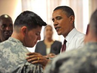 OBAMA ENACTS EXECUTIVE ACTION TO ALLOW DREAMERS TO SERVE IN MILITARY!
