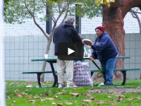 [WATCH!] HOMELESS MAN GIVEN $100- YOU'LL BE AMAZED BY WHAT HE SPENT IT ON!