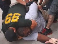 UNSEEN VIDEO! Eric Garner Death – Over 7 Minutes Handcuffed Not Breathing NYPD Chokehold AFTERMATH!